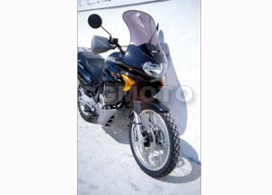 BULLE HP + 22 CM XLV 650 TRANSALP 2000/2007