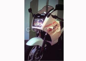 BULLE HP GPX 600 WARBIRD