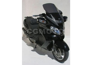PB SCOOTER + 18 CM AN 650 BURGMAN ET GENUINE 2002/2009 (+P/MAINS+P/AIR)