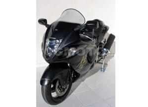 BULLE HP + 8 CM GSXR 1300 R HAYABUSA 2008/2009