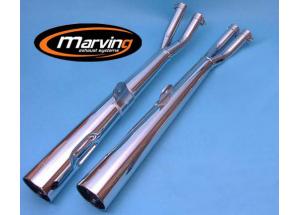 Silencieux Marvi GS 1100 G Chromés
