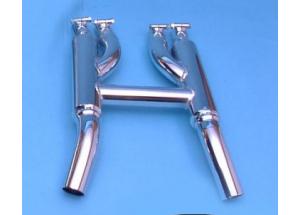 Tube de Raccord pour Yamaha XJ 650 Chromé