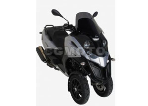 PB SCOOTER SPORT FUOCO 500 IE 2007/2008