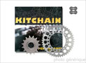 Kit chaine Yamaha Xt 125 R Enduro