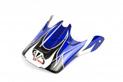 Casquette VIPER JR Bleu Mat