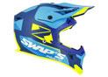 Cross S818 Blur Bleu Jaune