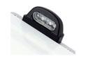 Eclairage Plaque LED Acier