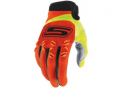 Gants Cross Orange-JauneF
