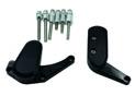Kit Protection de Carters CNC Anodisés Noir GSX-R 1000 2009-2015 Gauche et Droit