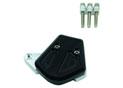 Kit Protection de Carters CNC Anodisés Noir GSF 1250 Bandit 2010-2015 Droit